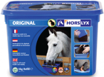 Horselyx Original liksteen voor paarden | stalapotheek.nl