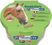 Horselyx Respiratory mini liksteen voor paarden